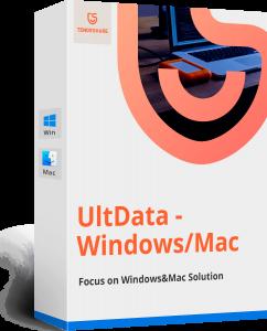 UltData-Windows Data Recovery