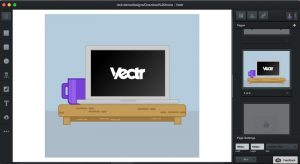 Vectr logiciel de conceptions d'images