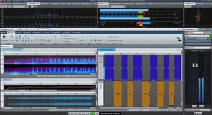 WaveLab outil de mixage