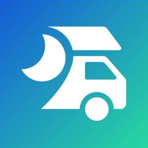 Park4night application programmation voyage