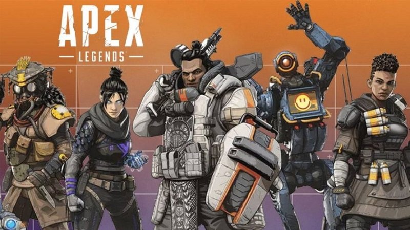Apex Legends jeu battle royal en ligne