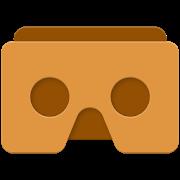 Cardboard application casque VR
