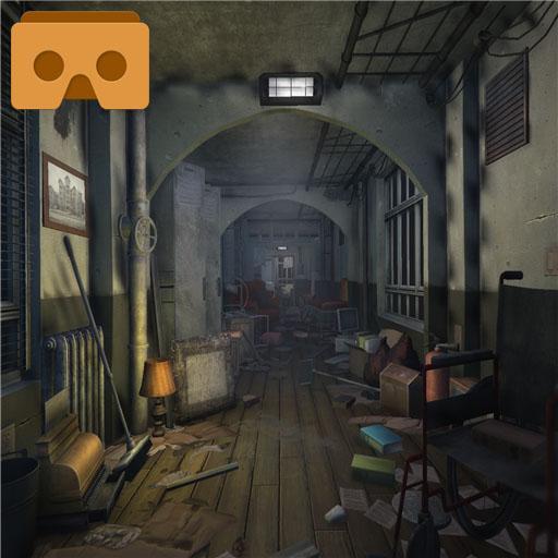 Escape Horror House application casque VR