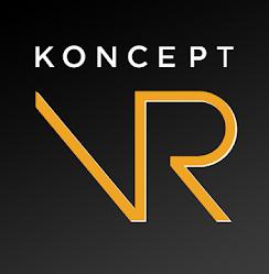 Koncept VR application gratuite pour votre casque de réalité virtuelle