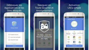 Sécurité et Confidentialité sur Hotspot Shield