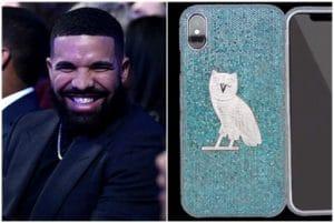 Drake dépense 400 000 dollars pour une coque iPhone