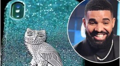 Drake investit dans l'achat d'une coque en diamants d'une valeur de 400 000 dollars