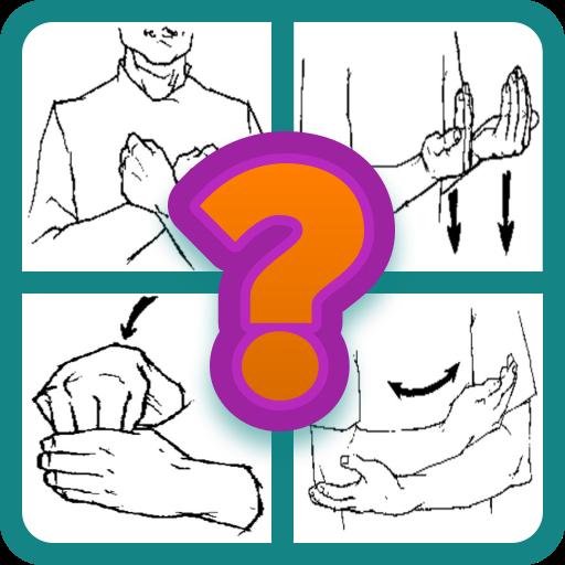 Devinez le signe ASL