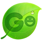 Go Clavier clavier android avec emoji