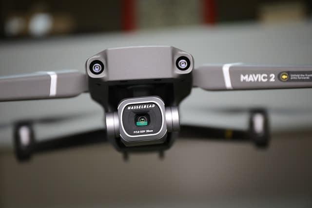 Drones et espionnage