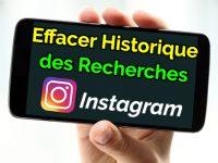 comment effacer historique instagram recherche instagram supprimer historique instagram effacer recherche instagram supprimer historique recherche instagram