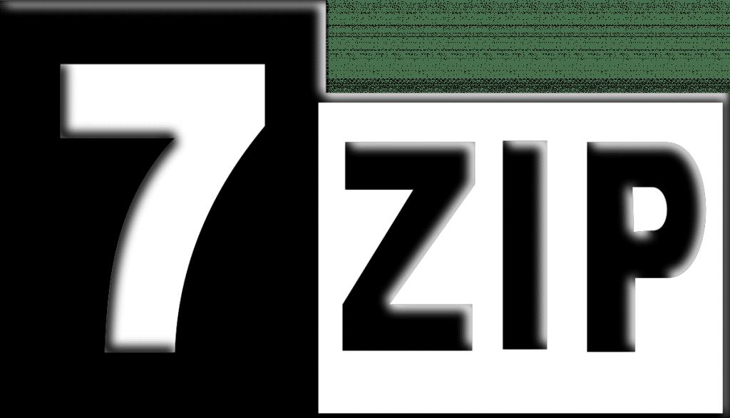 7zip logiciel de compression de données