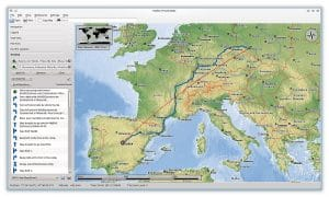 Marbre alternative gratuite Google Earth