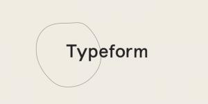 Typeform créer un questionnaire