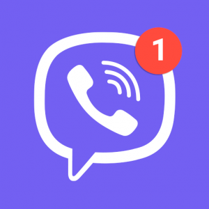 Viber application de discussion instantanée
