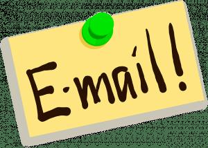 risques de utilisation un e-mail temporaire