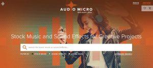 Autio Micro musique libre de droit gratuite pour utilisation commerciale