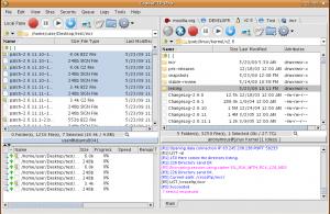CrossFTP Pro alternative FileZilla pour linux