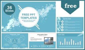FPPT thème powerpoint gratuit a telecharger