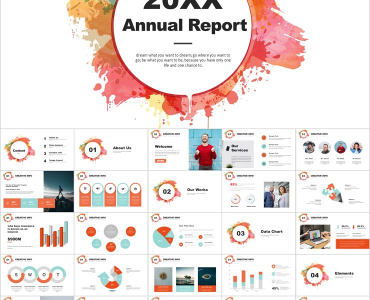 Ppt Work templates PowerPoint gratuits