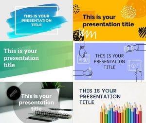 SlidesCarnival modèle powerpoint gratuit professionnel