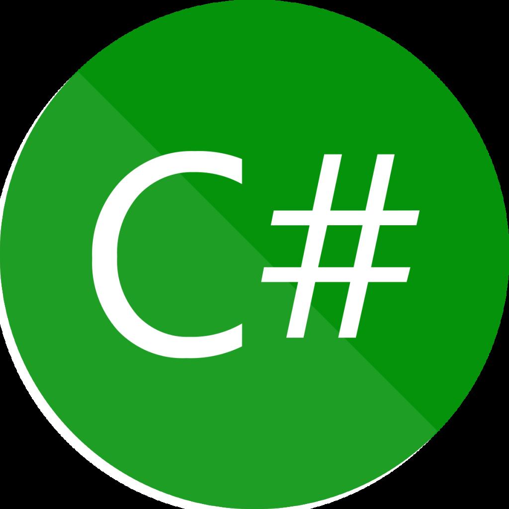 C# classement des langages de programmation