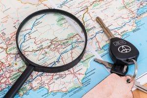 applications gratuites pour localiser sa voiture