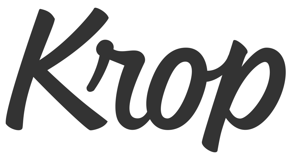 Krop portfolio interactif