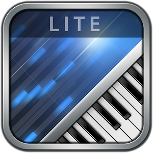 Music studio lite apprendre le piano