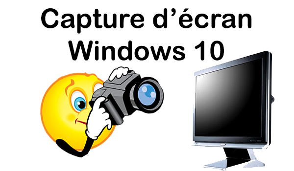 Comment faire une capture d'écran sur Windows 10