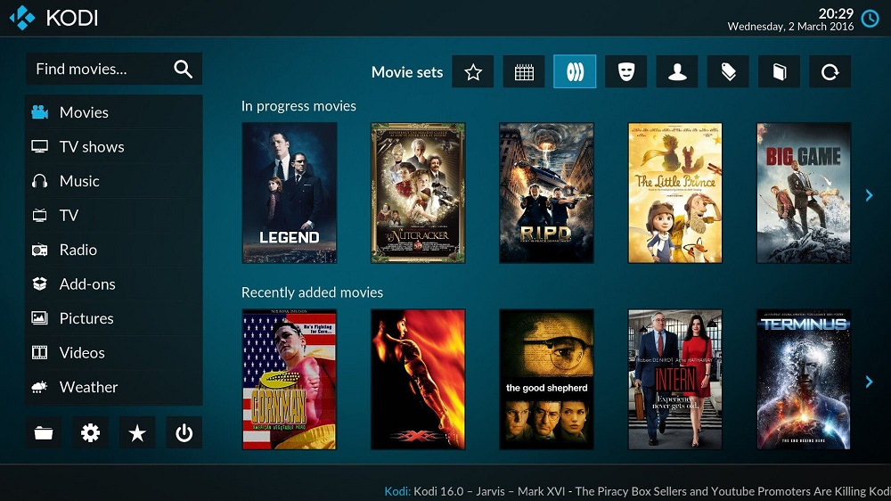 Top 7 des meilleures alternatives à KODI