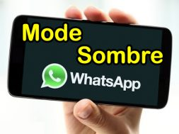 Comment activer mode sombre whatsapp sombre whatsapp dark mode whatsapp mode nuit whatsapp android mode sombre whatsapp android samsung iphone ios
