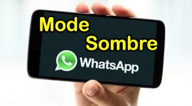 Comment activer mode sombre whatsapp sombre whatsapp dark mode whatsapp mode nuit whatsapp android mode sombre whatsapp android samsung iphone ios