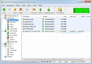 Download Accelarator Manager