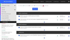 DriversCloud mettre à jour ses pilotes windows 10