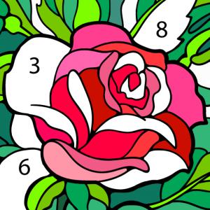 Happy Color Application de coloriage