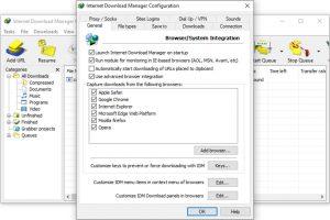 Internet Download manager gestionnaire de téléchargement chrome