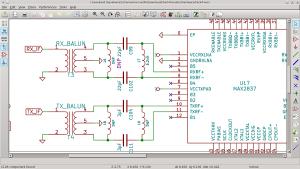 KiCad schema electrique habitation