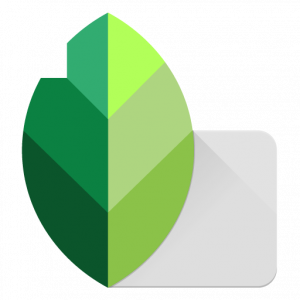 Snapseed meilleur application retouche photo gratuit