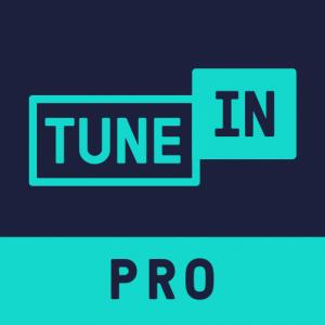Tune In Radio application radio