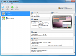 VirtualBox logiciel de virtualisation