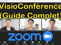 Comment utiliser Zoom cloud meetings pour faire une visioconférence en ligne Guide Complet tutoriel zoom visioconférence zoom Meetings zoom réunions zoom pc vidéo conférence