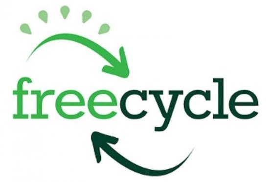 Freecycle trouver des objets gratuits
