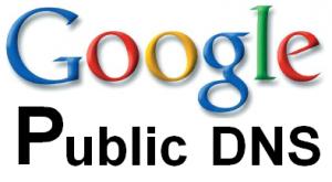 Google Public DNS serveur dns google