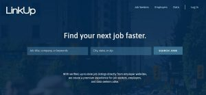 Linkup sites emploi