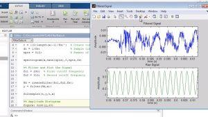 MATLAB logiciels analyse de données