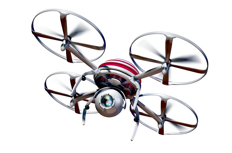 types de drones selon la forme