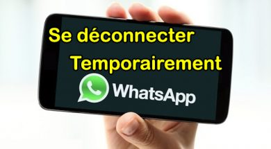Comment désactiver WhatsApp temporairement comment se déconnecter de whatsapp comment déconnecter whatsapp desactiver whatsapp sans supprimer fermer whatsapp