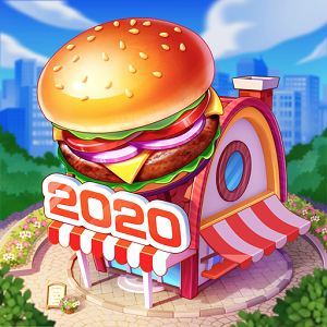 Cooking Frenzy jeux de fille android