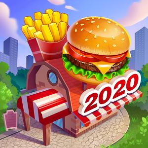 Crazy Chef jeux de cuisine Android gratuits